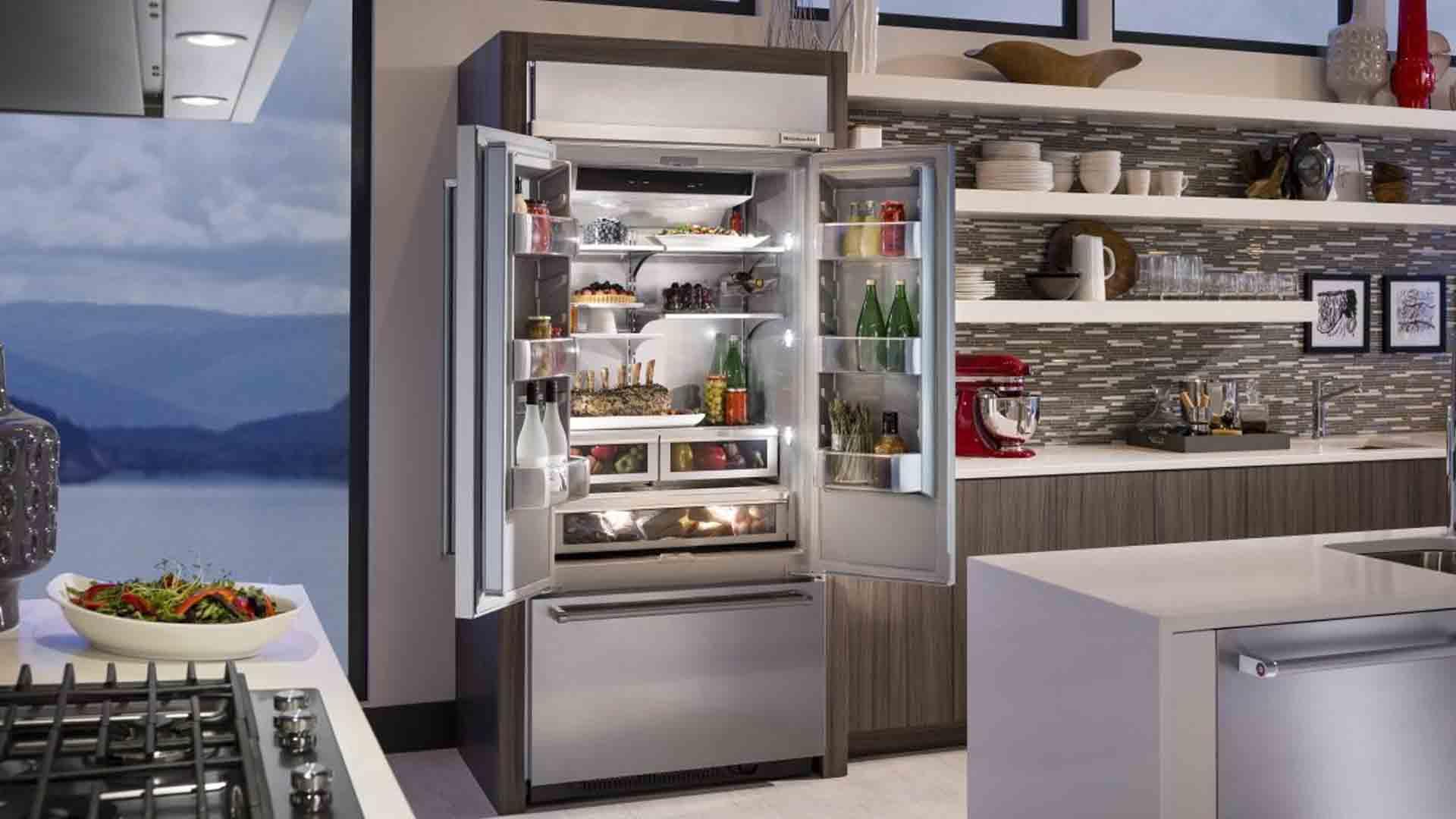 KitchenAid Built-In Refrigerator Repair | KitchenAid Repairs