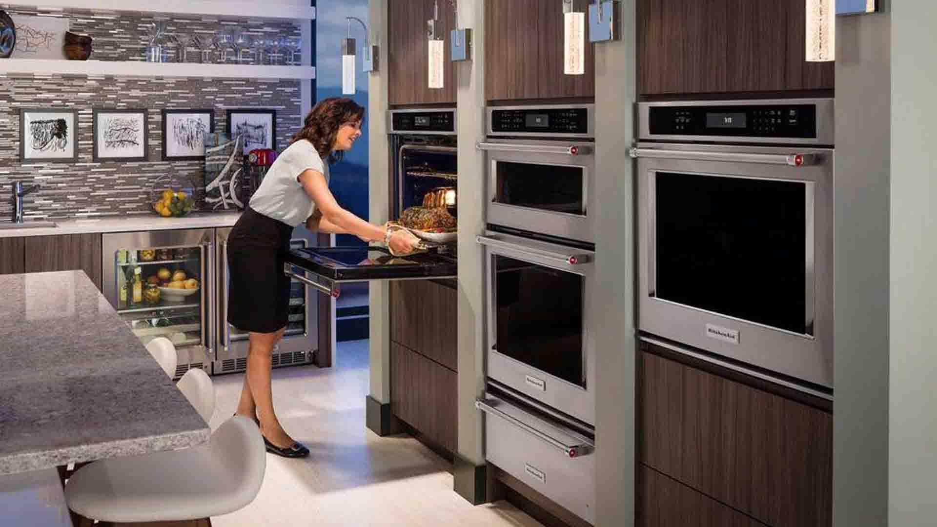 KitchenAid Combination Wall Oven Repair Service   Kitchenaid Repairs