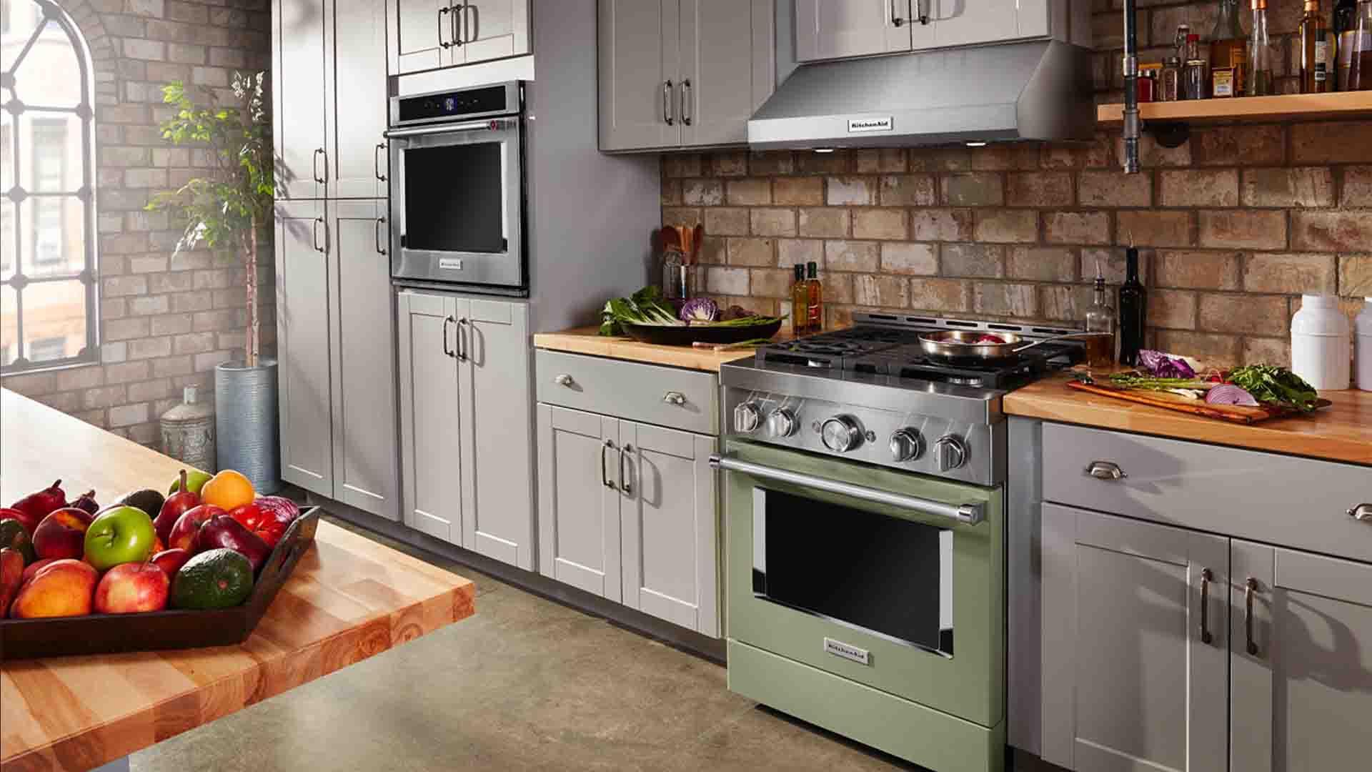 KitchenAid Commercial Style Range Repair Service   KitchenAid Repairs