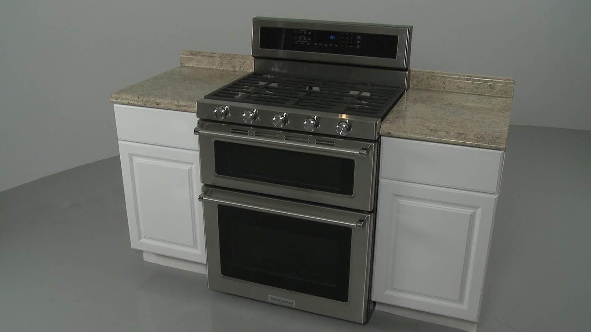 KitchenAid Double Oven Range Repair Service | KitchenAid Repairs