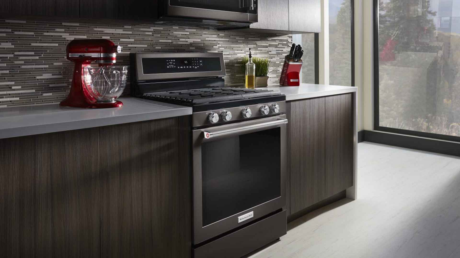 KitchenAid Freestanding Range Repair Service | Star KitchenAid Repair