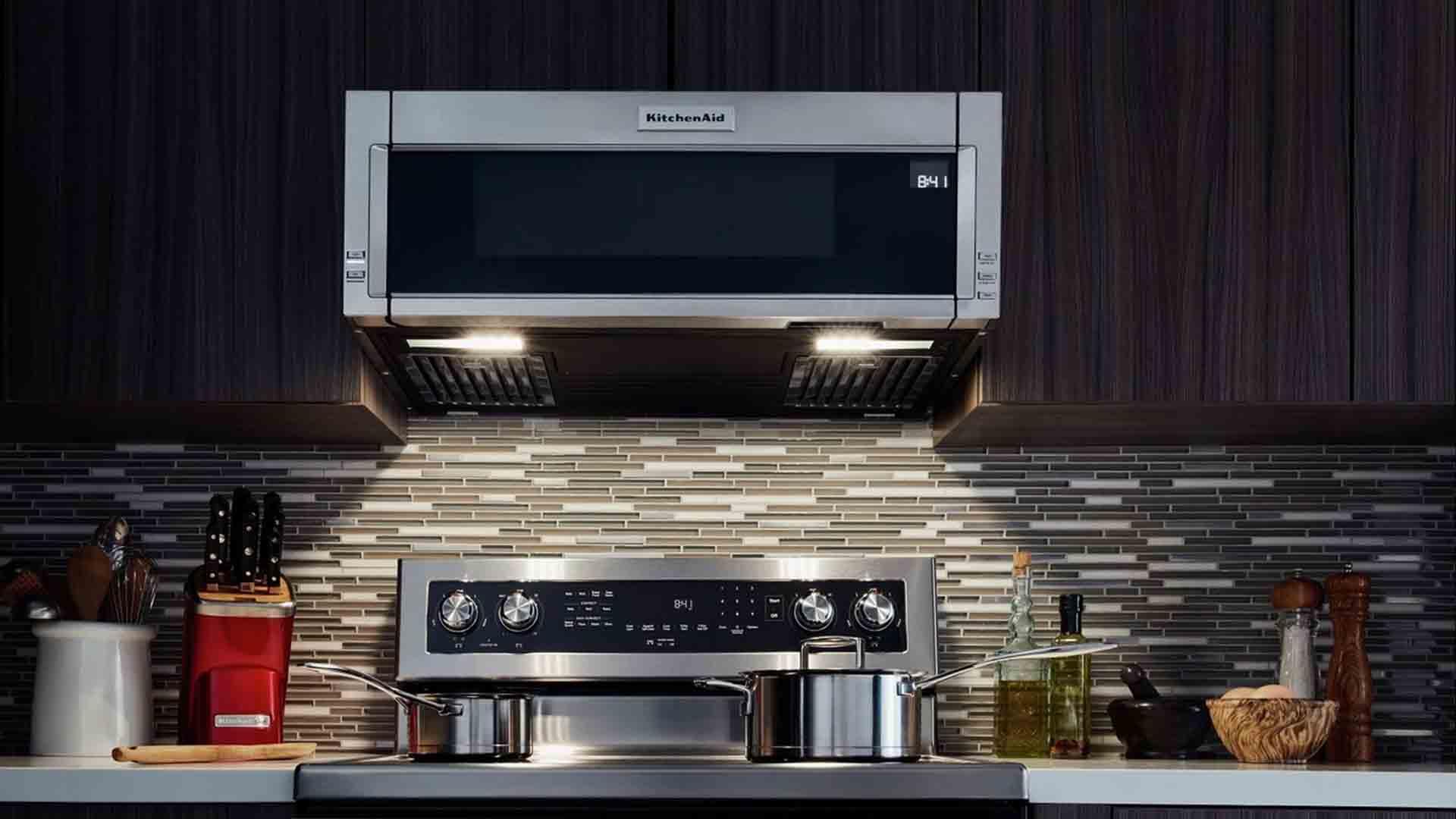 KitchenAid Microwave Hood Combination Repair Service | KitchenAid Repairs