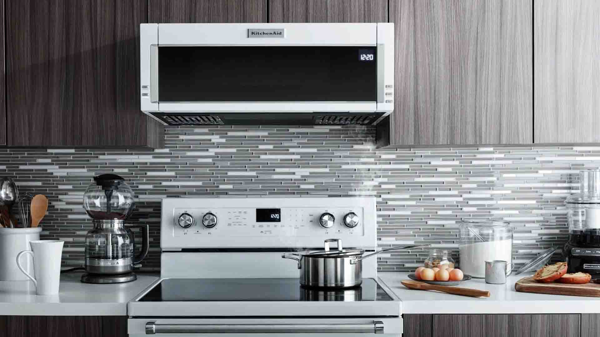 KitchenAid Microwave Hood Combination Repair | KitchenAid Repairs