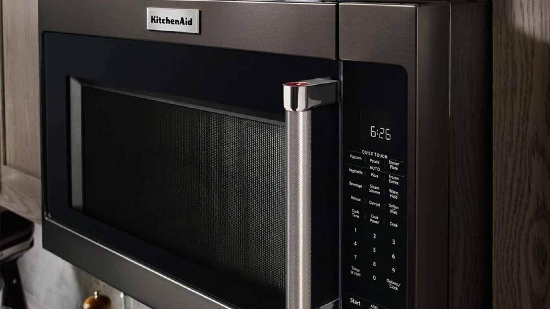 KitchenAid Microwave Repair | KitchenAid Repairs