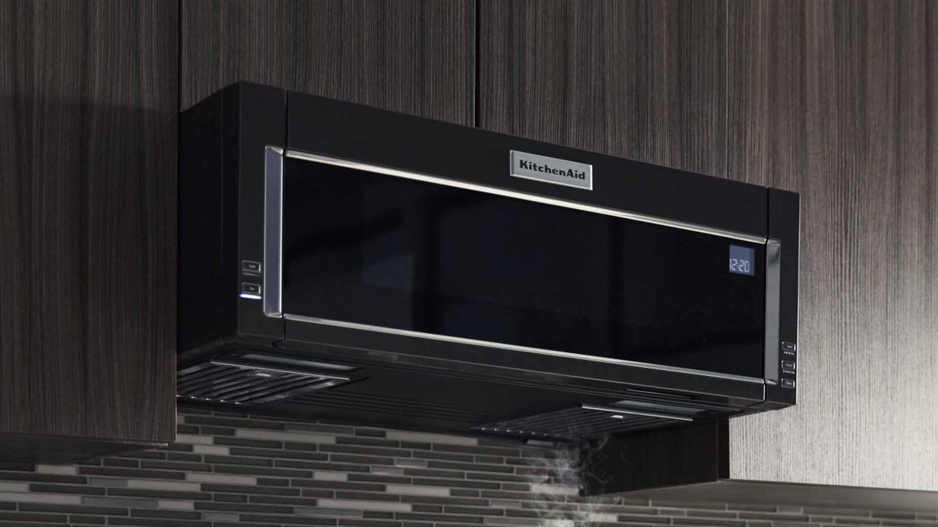 KitchenAid Microwave Repair Service | KitchenAid Repairs