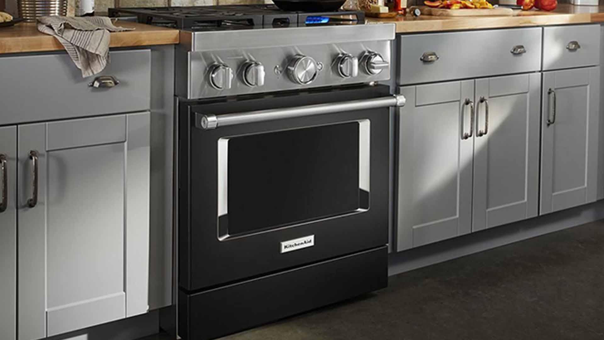 Kitchenaid Range Repair Service | Kitchenaid Repairs