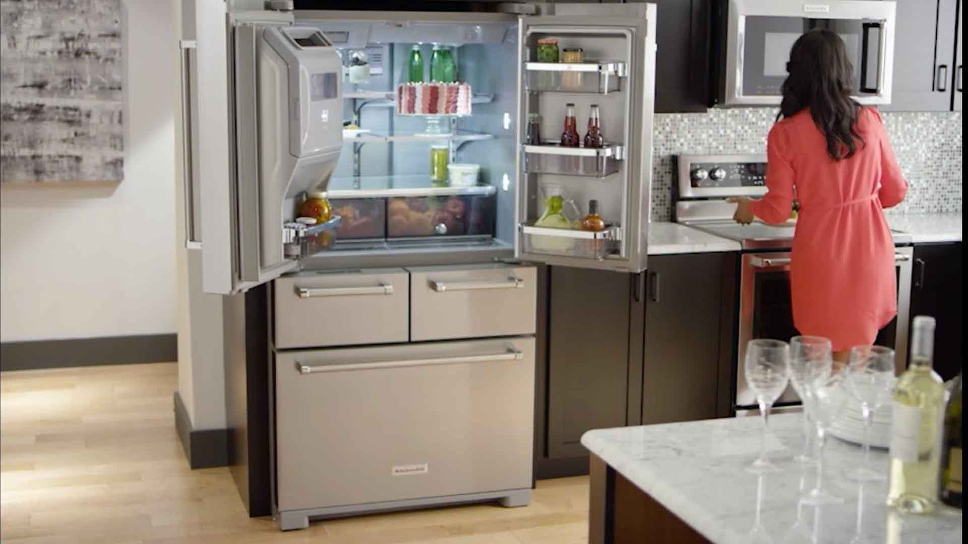 Kitchenaid Refrigerator Repair Service | Kitchenaid Repairs