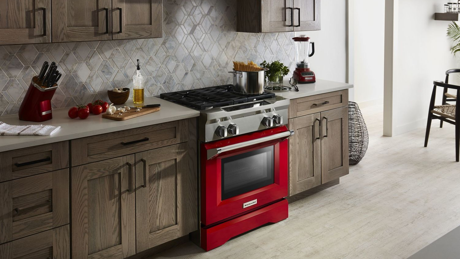KitchenAid Freestanding Dual Fuel Range Repair | KitchenAid Repairs