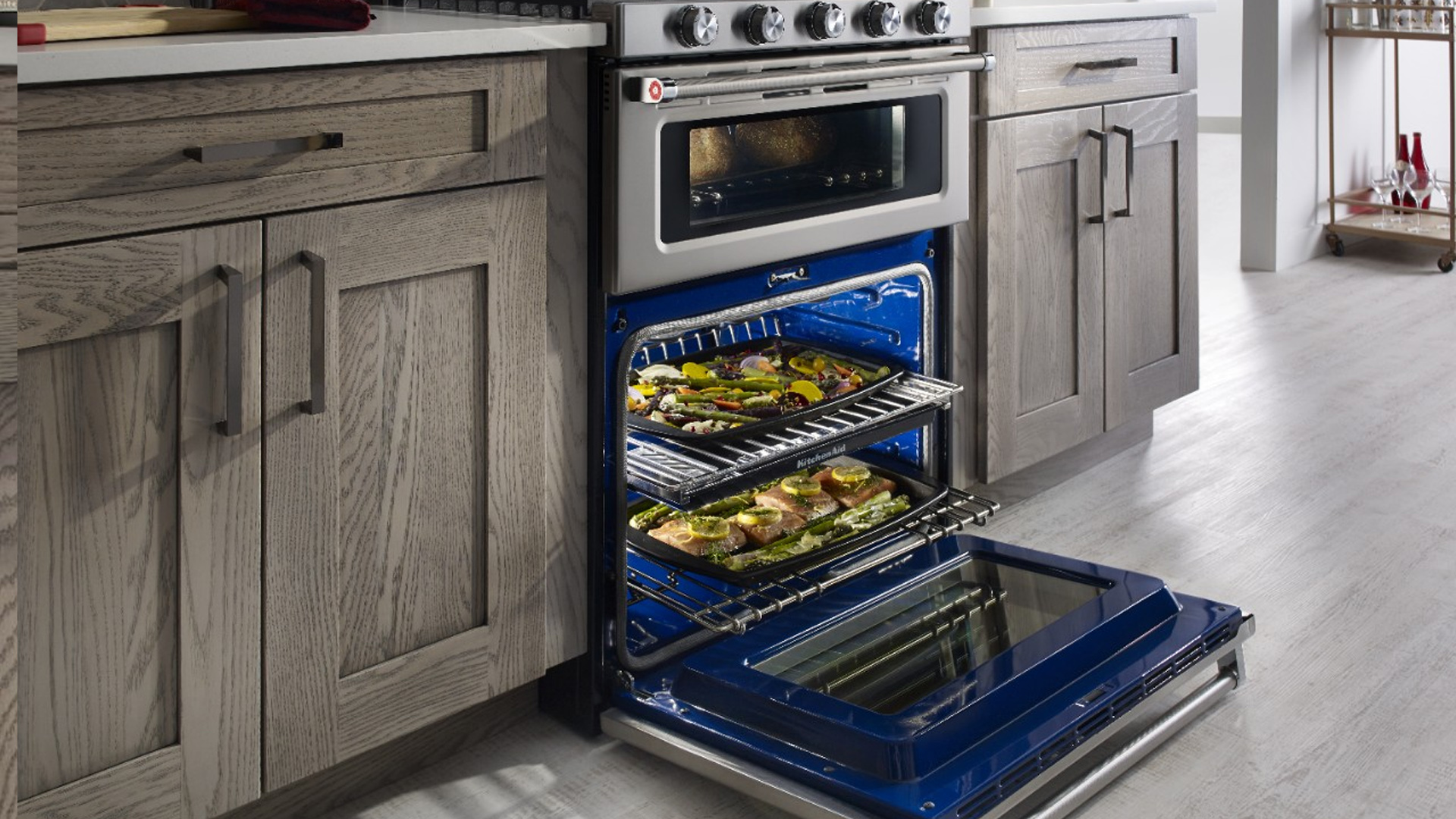 KitchenAid Induction Double Oven Range Repair | KitchenAid Repairs